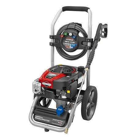 PowerStroke PS80931 GPM Pressure Washer On White Background