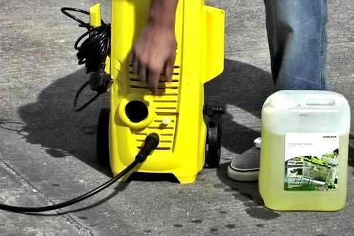 Detergent for Pressure Washers