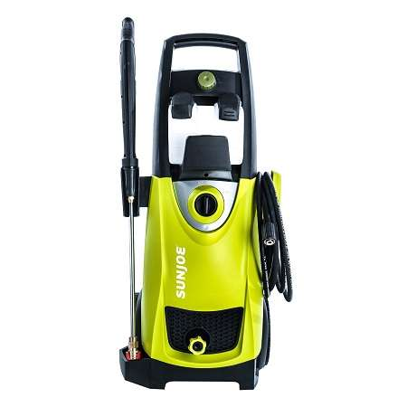 Sun Joe SPX3000 Electric Pressure Washer On White Background