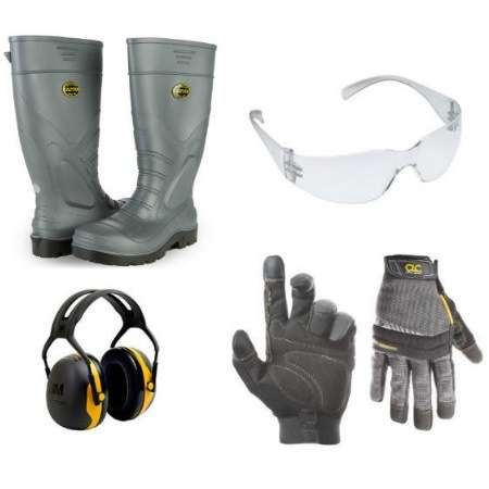 Water Pressure Protective Equipment
