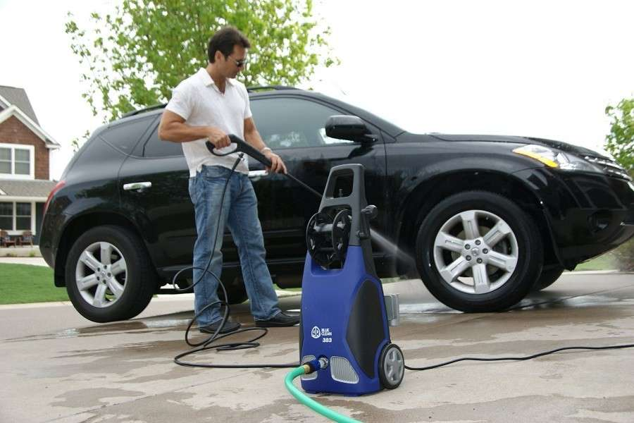 A Comprehensive Guide On Selecting The Best Electric Pressure Washer