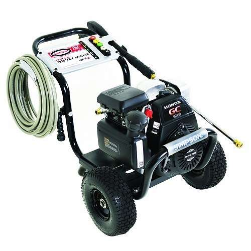 SIMPSON Cleaning MSH3125-S Gas Pressure Washer