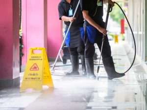 commercial pressure washers