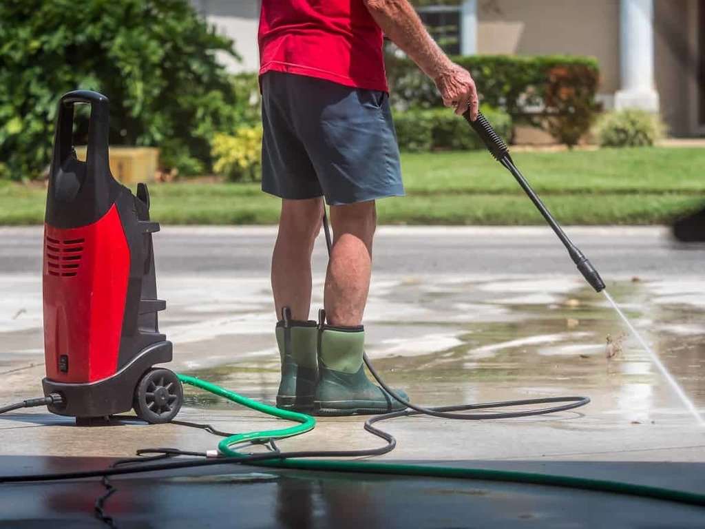 Best Pressure Washer Under $300 - pressurewashzone.com